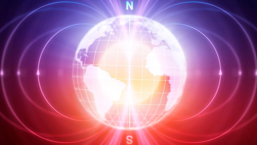 La última inversión magnética terrestre tardó 22, 000 años en completarse