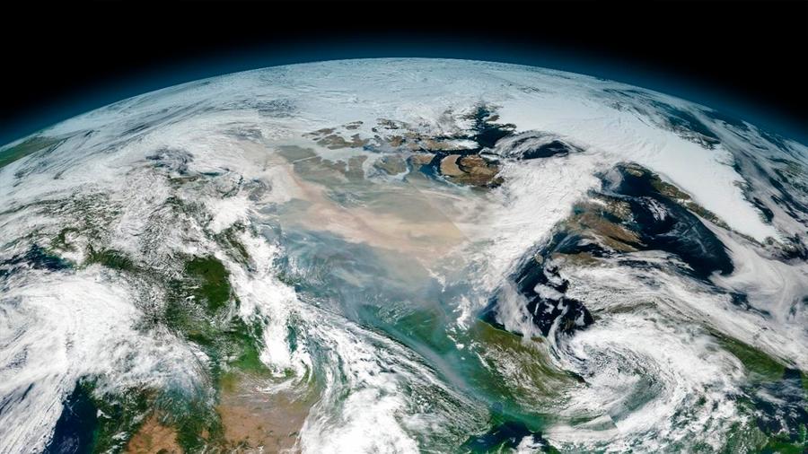 Fuegos extremos en Canadá ayudan a modelar efectos de la guerra nuclear