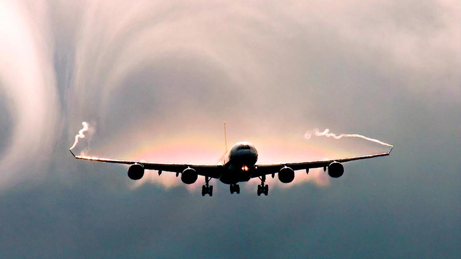 Evidencia de que el cambio climático aumenta las turbulencias aéreas