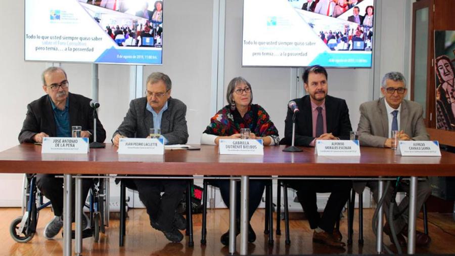 Investigadores mexicanos piden dar vuelta a la página en la pugna entre Gobierno y científicos