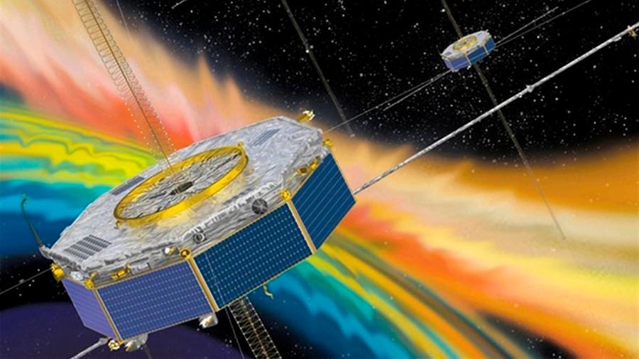 Una misión de la NASA mide la primera onda de choque interplanetaria