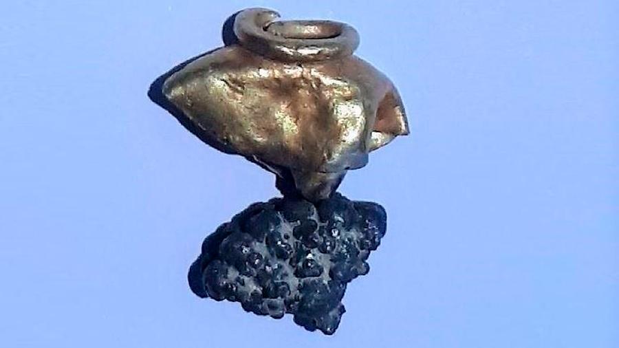 Hallan evidencia arqueológica de la conquista babilónica de Jerusalén