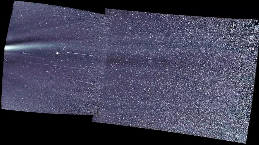 Así ve el viento solar la nave espacial Parker Solar Probe