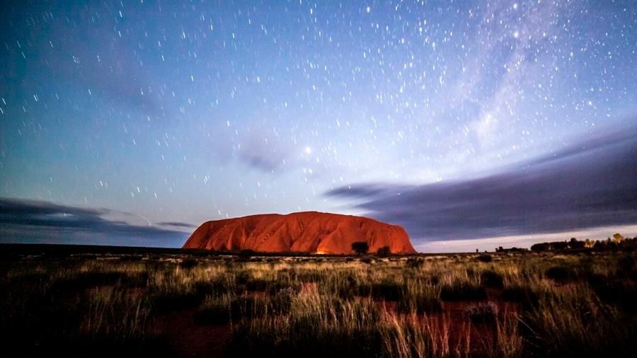 Un 'Mundo Jurásico' de volcanes aparece bajo el centro de Australia