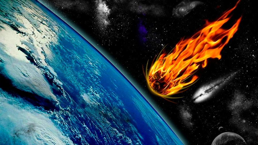 Un 60 por ciento del agua en la Tierra proviene de meteoritos