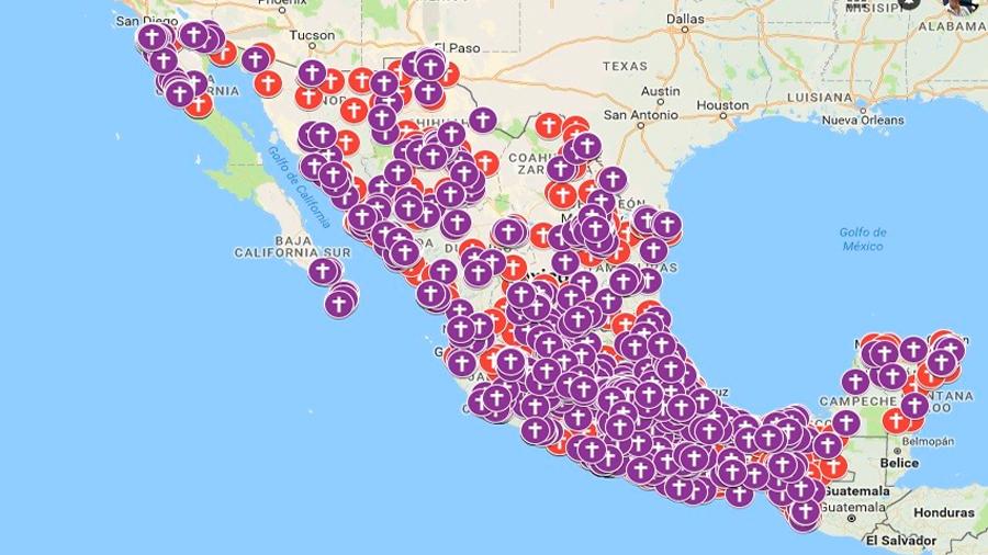 Una mexicana crea mapa científico que atenúe juvenicidios femeninos