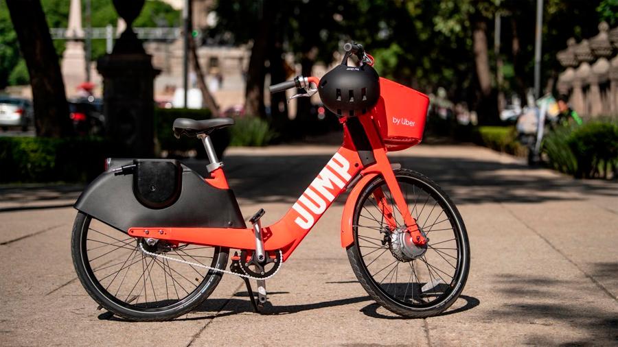 Uber comienza a rodar sus bicis eléctricas en CDMX
