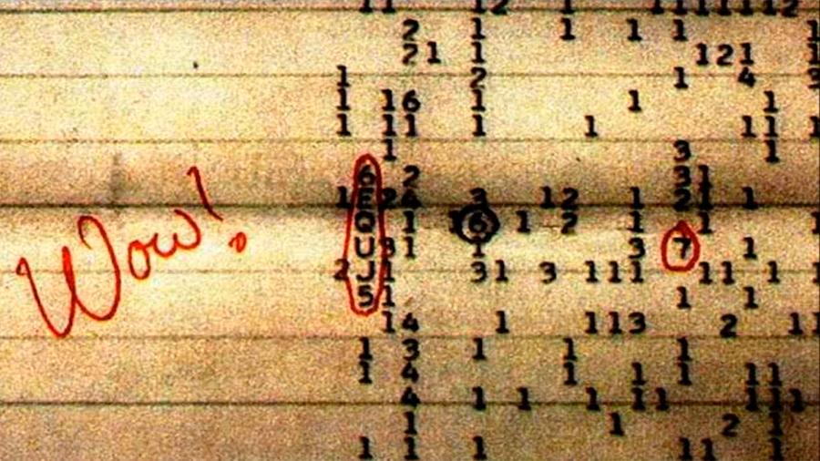 Se cumplen 42 años de 'Wow', la más enigmática señal extraterrestre
