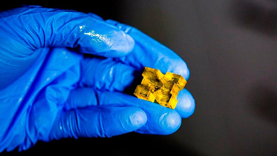 Impresión 3D a la velocidad de la luz
