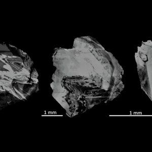 Identificados diamantes tan antiguos como la Luna en el manto de la Tierra