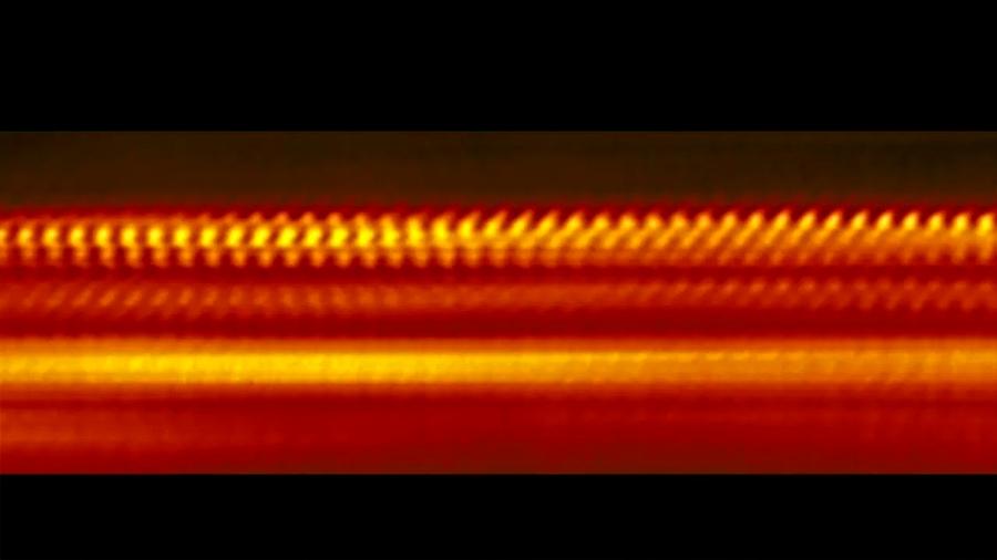Investigadores logran el escudo térmico más pequeño del mundo: diez átomos de grosor