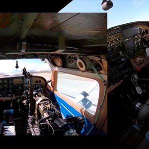"""Fuerza aérea de EU probó con éxito su primer """"piloto robótico universal"""""""