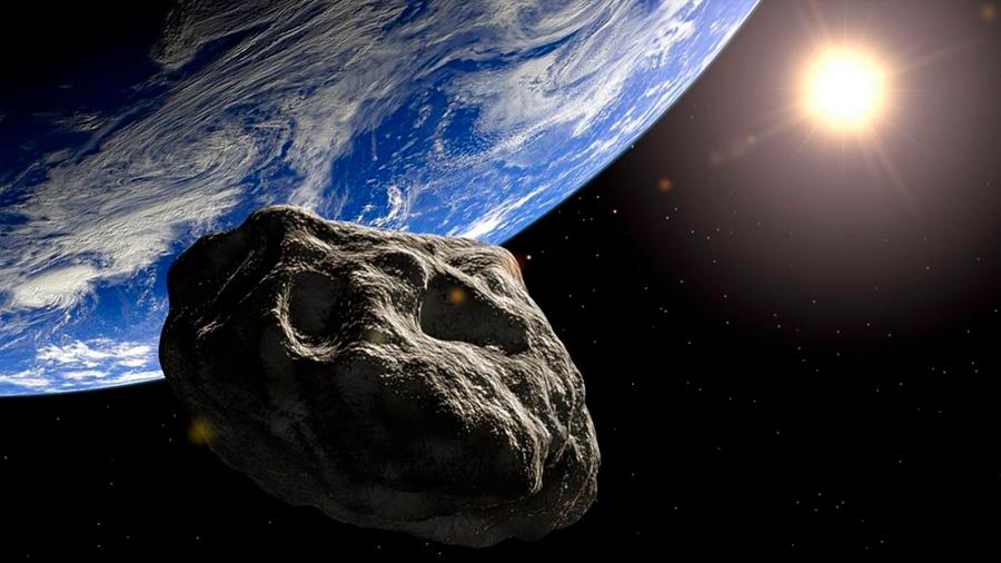 El asteroide QV89 se acerca a 44 mil kms. por hora, pero no se impactará en la Tierra
