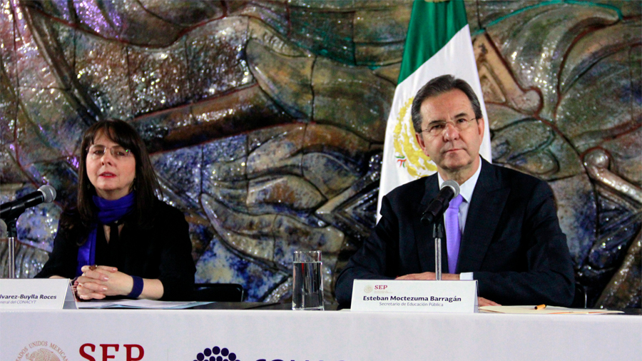 En México sólo el 0.1% de los estudiantes alcanza el nivel 5 de excelencia en ciencias: Conacyt