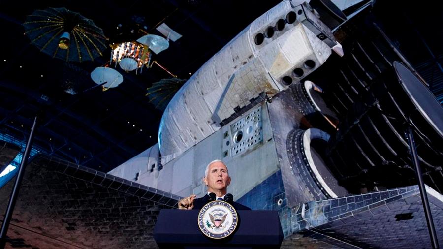 Pondrá EU en marcha su Fuerza Espacial la próxima semana