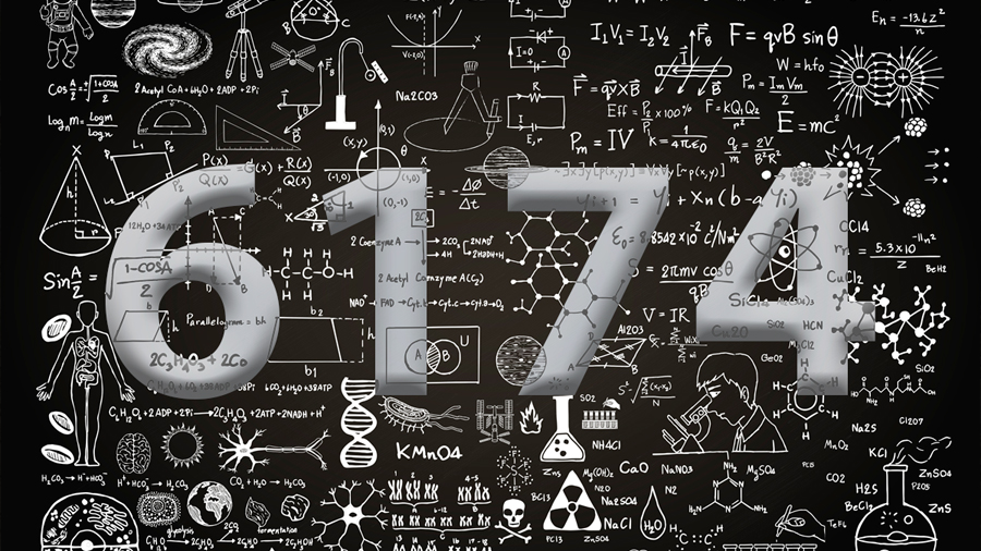 El misterioso número 6174 que ha intrigado a matemáticos durante 70 años
