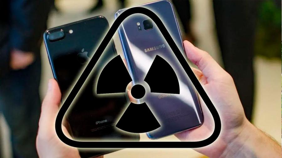 Denuncian a Apple y Samsung en EEUU por las radiaciones de sus móviles
