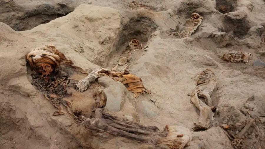 Los sacrificios masivos de niños eran un ritual habitual en el antiguo Perú: hallan cientos de cuerpos