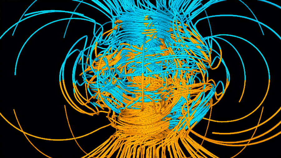 El campo magnético terrestre se está portando mal y no se sabe por qué