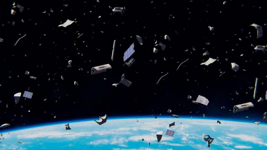 Alerta la ONU que la basura espacial amenaza las comunicaciones terrestres