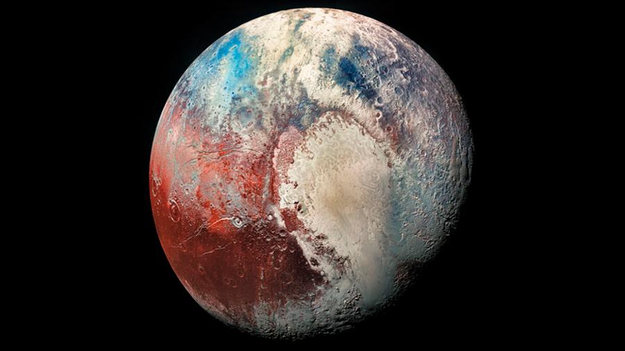 Plutón es nuevamente un planeta, según el director de la NASA