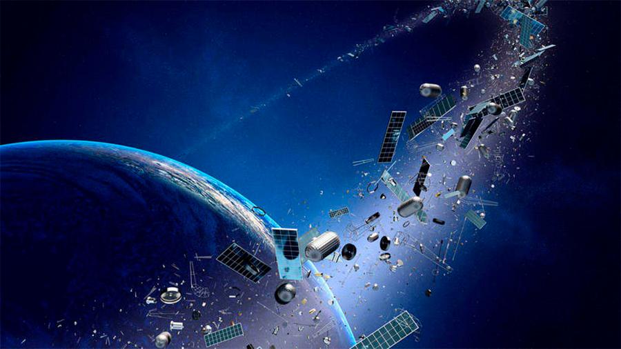 La basura espacial supera ya los 19.500 fragmentos en órbita