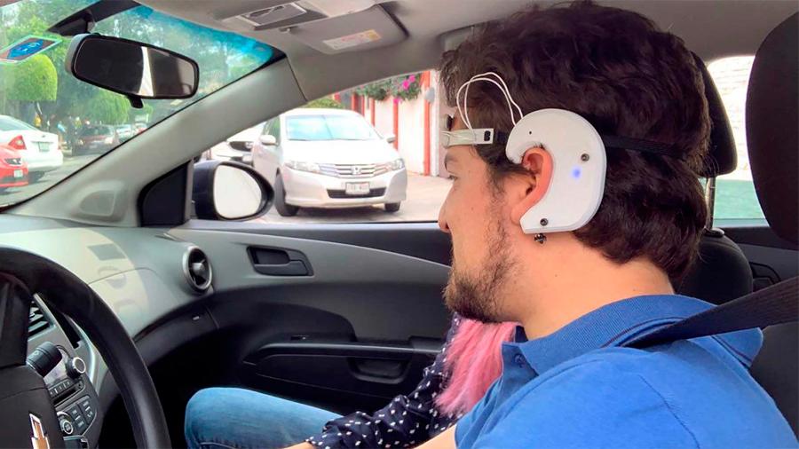 Crean innovadores mexicanos sistema capaz de prevenir la somnolencia en conductores