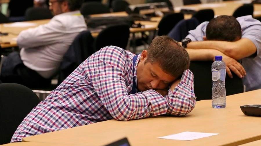 Descubren un gen para el sueño corto