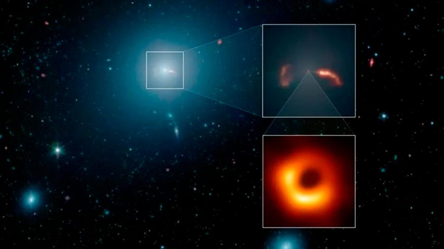 """Otorgan el """"Óscar de la ciencia"""" y premio de 3 MDD a los autores de la primera imagen de un agujero negro"""