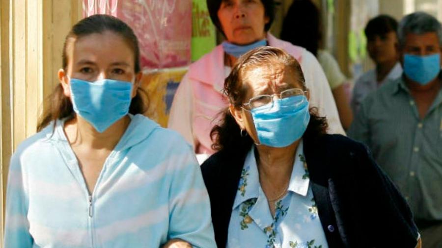 Mascarillas de tela son tan buenas como los respiradores para protegerse de la gripe, revela estudio
