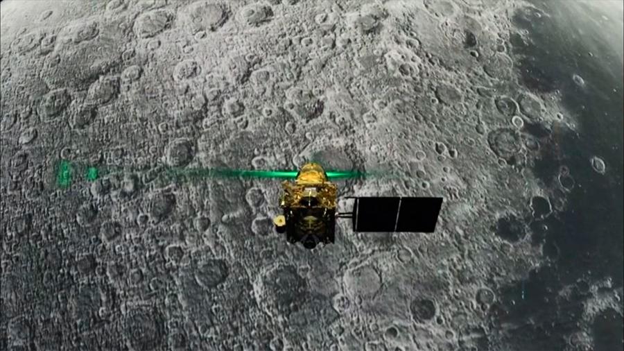 La India encuentra la nave perdida en la Luna, pero no logra establecer contacto