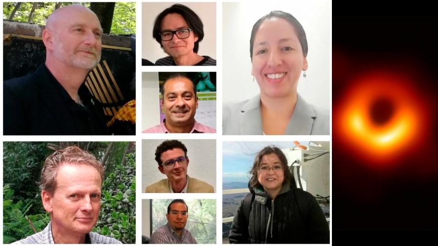 Mexicanos ganan los 'Oscar' de la ciencia por imagen de agujero negro
