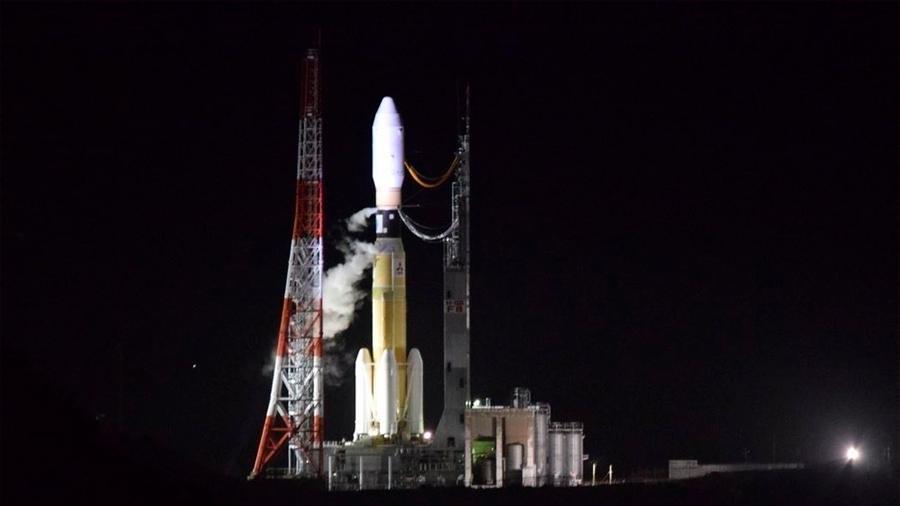 Japón pospone un carguero a la Estación Espacial por un incendio