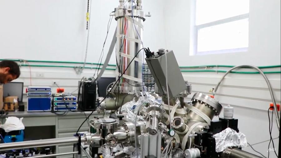 Crea la UNAM el primer microscopio STM a baja temperatura de Latinoamérica [VIDEO]