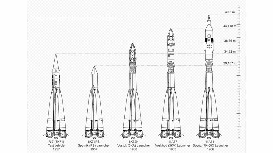 Desvelan archivos soviéticos del primer cohete que alcanzó la Luna