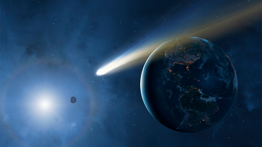 Nuevo cometa que se acerca al sol probablemente viene de otro sistema, postula NASA