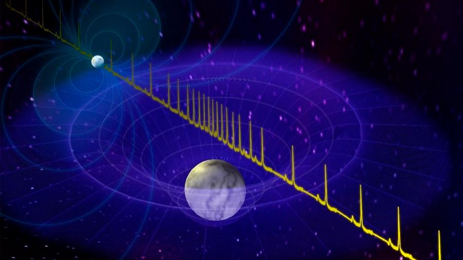Se detecta la estrella de neutrones más masiva jamás registrada