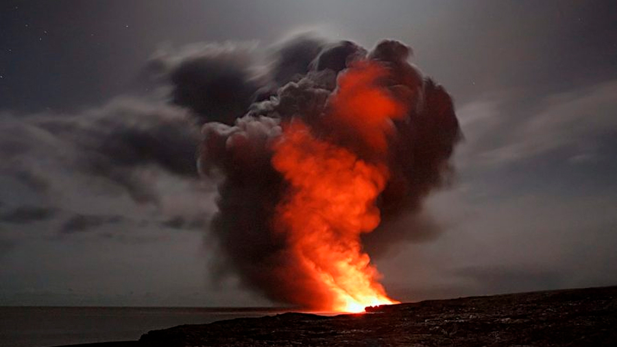 Simular una erupción volcánica gigante, el plan de Bill Gates contra el cambio climático