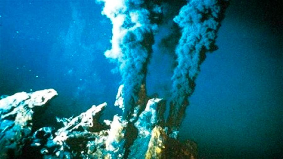 """Descubren en México """"chimeneas"""" marinas con capacidad de generar energía para abastecer a ciudad turística"""