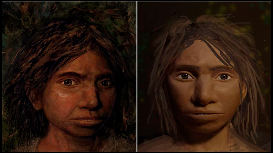 Primer vistazo a cómo pudieron ser los antiguos denisovanos