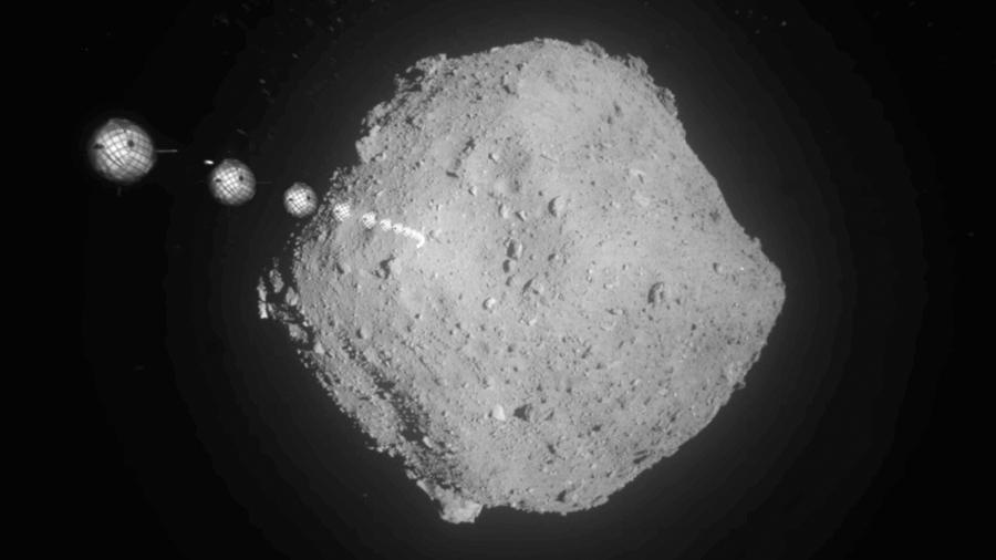 Hayabusa 2 está lista para descender su último robot sobre el asteroide Ryugu