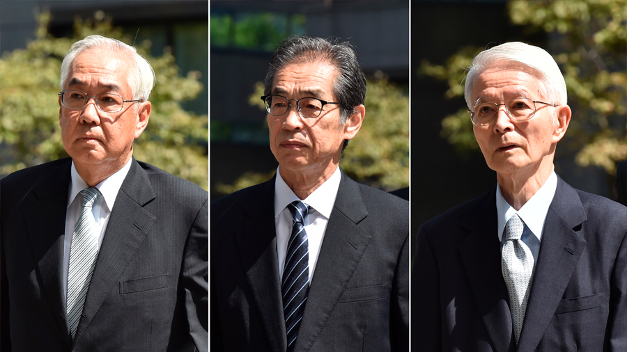 Una corte japonesa absuelve a tres ex dirigentes de Tepco por el accidente nuclear de Fukushima