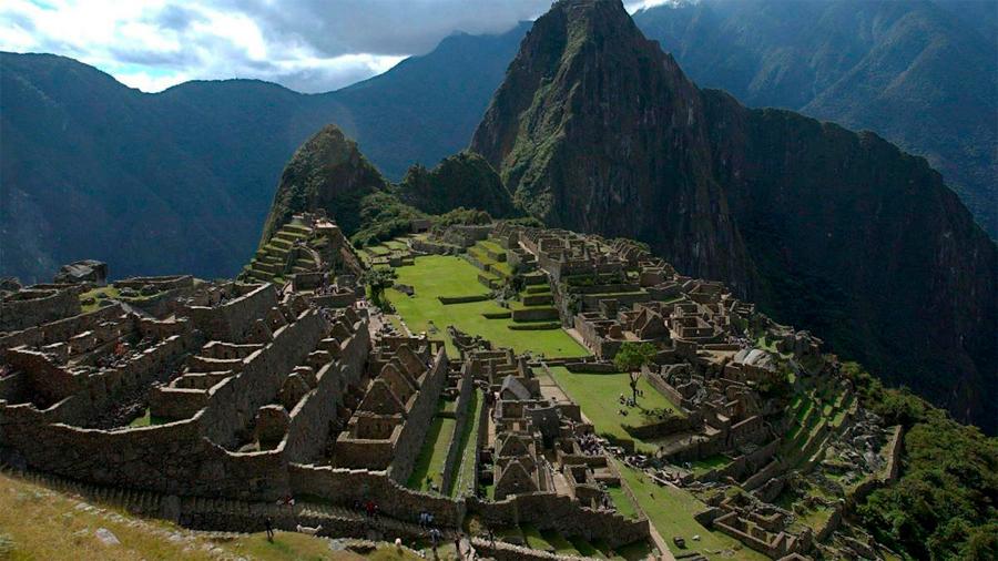 Los incas levantaron Machu Picchu sobre fallas deliberadamente