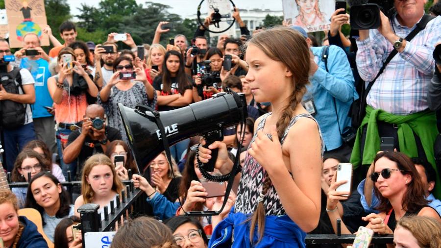 """Dan el """"Nobel alternativo"""" Greta Thunberg y a defensora de la Amazonia Yanomami Hutukara"""