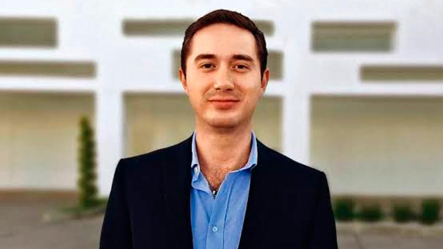 El mexicano Guillermo Ulises Ruiz, distinguido como promesa del futuro de la medicina en MIT