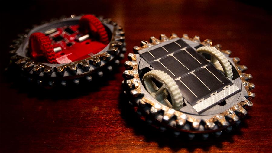 Así son los robots mexicanos que enviarán a la Luna en 2021
