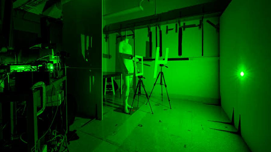 Investigadores españoles diseñan una cámara que permite capturar imágenes de objetos ocultos
