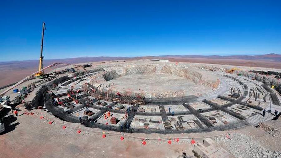 Los cimientos del ELT, el telescopio más grande jamás construido