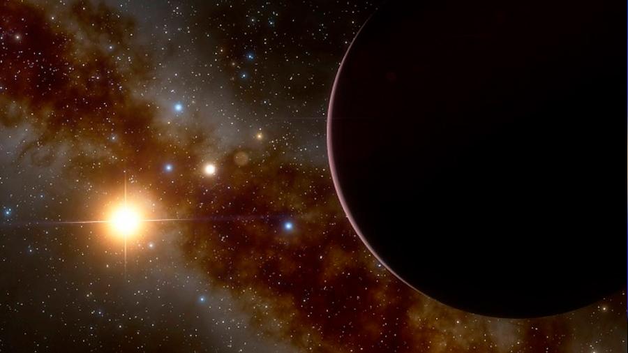 ¡Sorprende descubrimiento! Gran planeta orbita a pequeña estrella