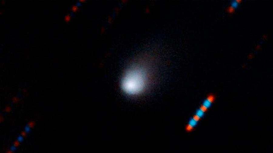 El cometa interestelar Borisov tiene moléculas de cianuro en su superficie